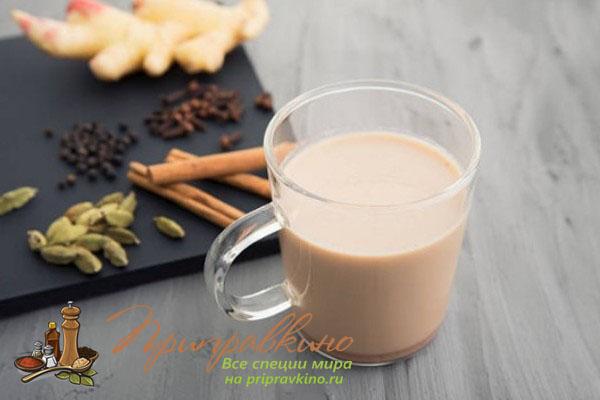 Фото чая масала