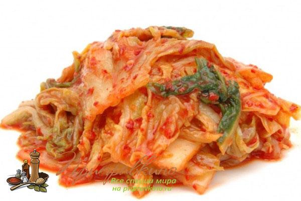 """Что такое """"Кимчи"""" и почему он такой популянный в Корее"""