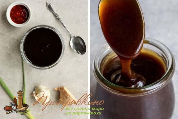 Как сделать соус терияки в домашних условиях