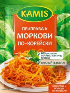 Kamis / Приправа к моркови по-корейски, 20 г