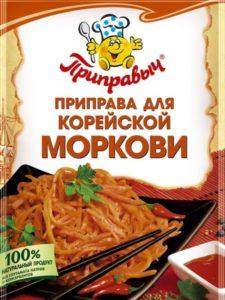 Приправыч / Приправа для корейской моркови, 15 г